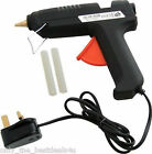 Hot Melt Adhesive Glue Gun Electric Hobby Craft Sticks Trigger Refills DIY 10/50