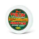 MONOFILO NYLON FALCON MATCH 300 MT PESCA BOLOGNESE SURFCASTING MADE IN JAPAN