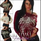 NEW SEXY WOMENS FASHION FLUFFY JUMPERS ladies TOP shop online WOMEN'S SWEATERS