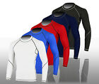 ProAthletica Mens Cycling/Gym Compression/Base Layer Thermal Vented Armpit Top