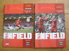 Liverpool Home Football Programmes 2002/2003 Season