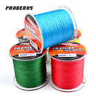 500M Fishing Line 5 Color PE Line Strong Braided Lines Strands Wire 8LB-100LB
