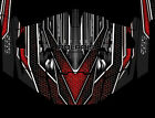 Polaris RZR 1000 2 Door Optimus Design Decal Graphic Kit Wraps graphics