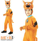 Scooby Doo Child Fancy Dress Boys Dress Up Costume NEW