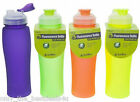 700ml  Outdoor Sports Cycling Travel camping Soft Touch Water Bottle BPA FREE
