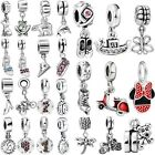 New Arrival Brand Silver Bead Charms Fit European 925 Sterling Bracelet Necklace