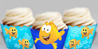 Bubble Guppies Inspired Party 15 Wraps Cupcake Cases Cake Wrappers cup cake