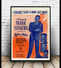 Frank Sinatra ,  Old magazine cover page,  poster, wall art, reproduction.