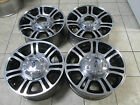 "20"" FORD F250 F350  FACTORY OEM BLACK PLATINUM  FACTORY WHEELS RIMS"