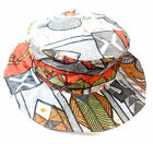 WHOLESALE UNISEX ABSTRACT HATS UNIQUE DESIGNS RETRO HOLIDAY SUMMER BEACH (BL1)