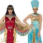 Ladies Egyptian Goddess Queen Halloween Fancy Dress Costume Egypt Adult Outfit