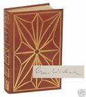 Gore Vidal Empire Franklin Library Signed Leather First Edition Fine Copy 1987