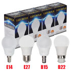 3 6 12 x 3W 5W LED Globe GLS Bulb B22 E14 B15 E27 Lamp Spotlight Cool Warm White