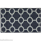NEW - Kole Fret Navy Area Rug by Mohawk 2 sizes available!