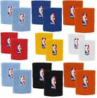Basketball NBA Logo Wristbands - Multiple Colors Blue Red Orange White Light on eBay