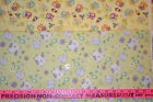 CUTE JOANN TOSSED OWLS ON COTTON  1 YARD COLOR CHOICE GREEN OR YELLOW