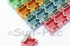 small SMT SMD Components storage boxes organizers various Blue Green Pink White