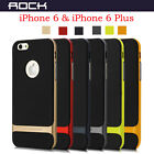 "Apple iPhone 6 4.7"" Plus 5.5"" Hybrid Shockproof Hard Bumper Case Fitted Cover"