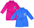 Girls Official Disney Frozen Sisters Forever Fleece Dressing Gown 4 to 8 Years
