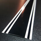 "3"" x 72"" Vinyl Racing Stripe Pinstripe Decals Stickers *18 COLORS* Stripes"
