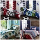 Catherine Lansfield Boys Kids Duvet Quilt Cover Sets single or double