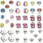 """Fashion 10pcs/lot 7MM""""Mix Style""""Floating charms Zinc Alloy,Fit Floating lockets"""