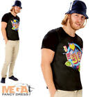 I Love The 90s T-Shirt Mens Fancy Dress 1990s Top Nineties Adults Party Costume