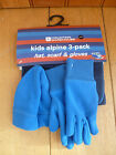 MOUNTAIN WAREHOUSE BRIGHT BLUE NAVY FLEECE HAT GLOVES SCARF GIFT SET BNWT 4 5 6