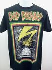 BAD BRAINS NEW RARE BAND T-SHIRT SIZE SM MED LG XL 2X MENS T-SHIRT FREE SHIPPIN