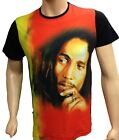 BOB MARLEY MENS T SHIRTS, HIP HOP, RETRO, TEES, RAP, URBAN TIME IS MONEY BLING R