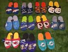 New 2015 NFL FOREVER Collectibles SLIPPERS SLIP ON HOUSE SHOES on eBay