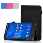 """For 7""""HUAWEI Honor X2 Tablet Fashion Strap Flip PU Leather Stand Case Cover Skin"""