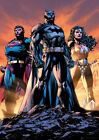 Official DC Comics Justice League Trio Maxi Poster 91.5 x 61cm Batman Superman