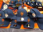 NY Mets New Era 2015  Championship Hat 39THIRTY New FREE  VINTAGE CARDS