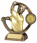 Cricket Bowler Award Trophy - FREE ENGRAVING