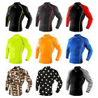 Takefive_Men's Compression Sportswear Long sleeve Under layer Made in KOREA