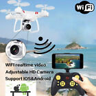 WIFI Camera Drone FPV 2.4Ghz 4CH 6-Axis RC Quadcopter HD RTF Explorer 360 Flip