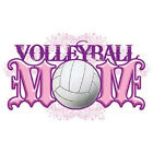 Volleyball Mom T-Shirt  All Sizes