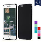 for Apple iPhone 6S Plus 5.5'' Soft TPU Silicone Gel Back Co