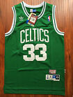 NBA Boston Celtics Larry Bird Classic Swingman Sewn Adidas Jersey NWT