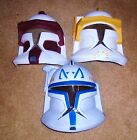 STAR WARS CLONETROOPER MASKS COMMANDER CODY CAPT REX COMMANDER FOX OVERSIZED