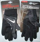 Mens Nike Lightweight Field Player's Gloves Football Sport size  Medium,  BNWT