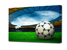 LARGE FOOTBALL STADIUM CANVAS ART PRINT EZ0078