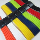 HQ COLORS SPORTS RUBBER BAND W/PVD BUCKLE FOR SUMSUNG GEAR S2 CLASSIC WATCH
