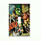 Dracula Light Switch Plate Wall Cover Horror Movie