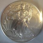 IN HAND 2015 AMERICAN SILVER EAGLE 1 OZ .999 PURE SILVER IN FLIP $1 OFF EVERY 2