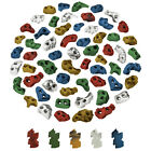 60 Climbing Holds Grips Stones Size XS