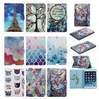 Luxury PU Leather Folio Flip Stand Wallet Pouch Case Cover For iPad mini 1 2 3