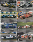 Racing Car Phone Cards remote memory mint - multi listing your choice