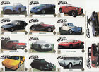 Classic Cars Phone Cards remote memory mint - multi listing your choice